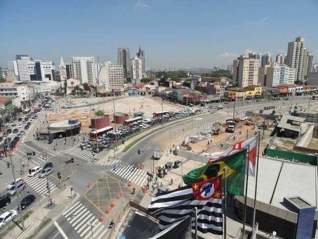Largo da Batata San Pablo Brasil Futbol Callejero Mundial 2014